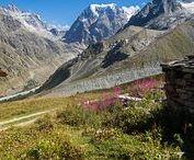 Paysages de montagne / Sublimes paysages de montagne à découvrir autour du monde