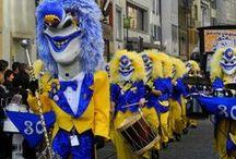 Ambiance de carnaval / Ambiance de carnavals à découvrir autour du monde