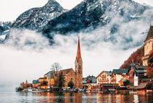 Visiter l'Autriche / Idées de week-end et de vacances en Autriche  - récits de voyage, escapades, photographies, carnets pratiques, articles de blog et inspiration voyageuse