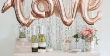 Wedding | Bridal Shower / It's time to toast the bride-to-be!