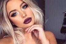 Maquiagem / #maquiagem #inspiração #beleza