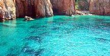 La Corse ou l'île de Beauté / Idées de week-end et de vacances en Corse, l'île de beauté en France - récits de voyage, escapades, photographies, carnets pratiques, articles de blog et inspiration voyageuse