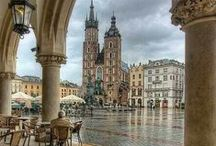 Cracow - my home, my love