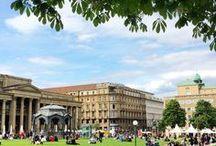 Visiter l'Allemagne / Idées de week-end et de vacances en Allemagne  - récits de voyage, escapades, photographies, carnets pratiques, articles de blog et inspiration voyageuse