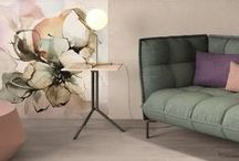 Sofa for the living room. My choice. / Best interior for living room.