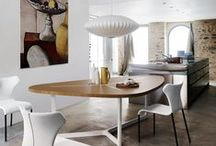 Tables for the dining room. My choice. / Best interior for dining room