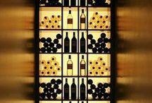 Wine cellar. My choice / Best interior for wine cellar