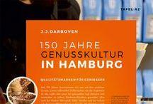 150 Jahre J.J.Darboven - die Ausstellung / Seit 1866 steht J.J.Darboven für höchste Kaffeekultur. Anlässlich des 150-jährigen Jubiläums 2016 zeigt eine Ausstellung die Geschichte des Hamburger Traditionsunternehmens. #WirliebenKaffee