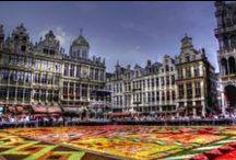 Visiter la Belgique / Idées de week-end et de vacances en Belgique - récits de voyage, escapades, photographies, carnets pratiques, articles de blog et inspiration voyageuse