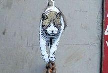 Street Art / Street art autour du monde