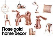 Design Trend: Rose Gold
