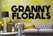 Design Trend: Granny Florals