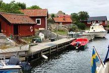 Visiter la Suède / Idées de week-end et de vacances en Suède  - récits de voyage, escapades, photographies, carnets pratiques, articles de blog et inspiration voyageuse