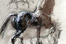 Art et chevaux / Les chevaux dans l'art