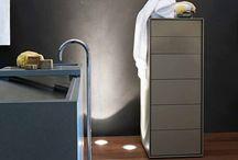 Storage for bathroom. My choice / Furniture for bathroom