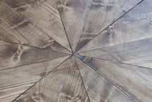Flooring. My choice / Floor from wood, stone