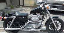★FOR SALE★1996 Harley Davidson XLH883 Sportser / 只今販売中のスポーツスター。 ソリッドマウントのほぼ純正車両です。