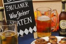 Party | Oktoberfest / Oktoberfest, Beer Festival, German Party, Octoberfest | Ideas, Decorations, Favors, Centerpieces, Invitations, Food, Drink and Inspiration