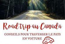 Voyager au Canada / Idées de voyage et de vacances au Canada - récits de voyage, escapades, photographies, carnets pratiques, articles de blog et inspiration voyageuse