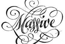Typography / by Sketchnotelovers