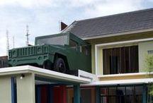 hummer house