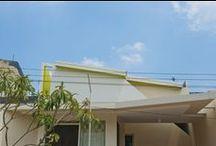 asimetris / house at kutisari surabaya