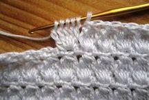 Crocheting / Háčkování, pletení a další klubíčka