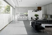 MONO. Kitchen&Livingroom