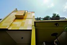 rumah bunga / hal kecil bisa menjadi konsep awal mendesain rumah.......:)