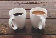 Coffee and tea +
