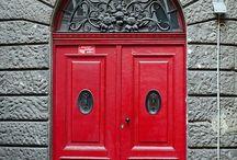 Portes et façades