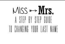 Wedding Ideas / by Melissa Stewart