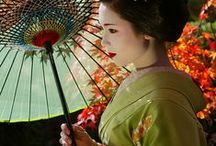 Japan's traditional dressing (Kimonos, No, Kabuki, Bunraku, and Geishas) / Geiko = Geisha <=> Maiko = Apprentice  Welcome and enjoy... Open for invites if you share your pins freely. Duplicated pins or not related will be removed. Bienvenido y diviértete... Puedes pinear lo que gustes. Pines duplicados o no relacionados serán eliminados.
