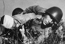 Soviet Soldiers WW2