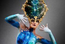 Make up / Bodypainting