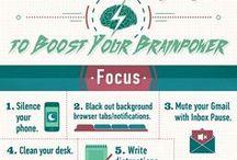 Study tools + tips