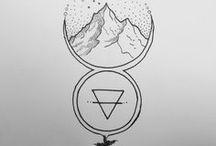 Symbols ☯☮