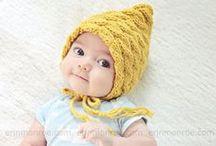 Hats / crocheting & knitting
