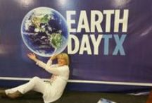 Earth Day 2016 / Katherine Snedeker, owner and head designer of The Arrangement, joins forces with Sustainable Furnishings Council at the Earth Day Texas event held in Fair park, Dallas April 22-24, 2016.