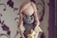 Dolls / All kinds of dolls