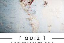 Travel Quizzes!