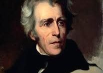 "Andrew Jackson / Andrew Jackson (March 15, 1767 – June 8, 1845) an American soldier and statesman who served as the 7th US President of the United States from 1829 to 1837 and was the founder of the Democratic Party. Before being elected to the presidency, Jackson served in Congress and gained fame as a general in the United States Army. As president, Jackson sought to advance the rights of the ""common man"" against a ""corrupt aristocracy"", and also endeavored to preserve the Union."