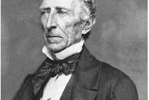 John Tyler / John Tyler (March 29, 1790 – January 18, 1862) the 10th US President of the United States (1841–45). He was also, briefly, the tenth Vice President (1841), elected to that office on the 1840 Whig ticket with William Henry Harrison. Tyler became president after Harrison's death in April 1841, only a month after the start of the new administration.