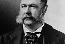 Chester Arthur / Chester A Arthur (October 5, 1829 – November 18, 1886)  an American attorney and politician who served as the 21st US President (1881–85); he succeeded James A Garfield upon the latter's assassination.