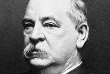 Grover Cleveland / Grover Cleveland (March 18, 1837 – June 24, 1908) an American politician and lawyer who was the 22nd US President and 24th US President. He won the popular vote for three presidential elections – in 1884, 1888, and 1892 – and was one of two Democrats (with Woodrow Wilson) to be elected president during the era of Republican political domination dating from 1861 to 1933.