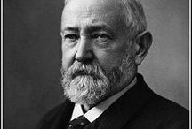 Benjamin Harrison / Benjamin Harrison (August 20, 1833 – March 13, 1901) an American politician and lawyer who served as the 23rd US President from 1889 to 1893; he was the grandson of the ninth president, William Henry Harrison, creating the only grandfather-grandson duo to hold the office. Before ascending to the presidency, Harrison established himself as a prominent local attorney, Presbyterian church leader. During the Civil War, he served in the Union Army as a colonel, and as a brevet brigadier general.