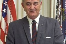 Lyndon B Johnson / Lyndon Baines Johnson (August 27, 1908 – January 22, 1973), often referred to as LBJ, was an American politician who served as the 36th US President from 1963 to 1969, assuming the office after serving as the 37th Vice President of the United States under President John F. Kennedy from 1961 to 1963. A Democrat from Texas, he previously served as a United States Representative from 1937 to 1949.