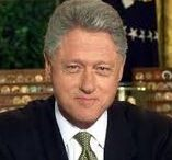 Bill Clinton / Bill Clinton (August 19, 1946) an American politician who served as the 42nd US President from 1993 to 2001. Prior to the Presidency he was the 40th Governor of Arkansas from 1979 to 1981 and the state's 42nd Governor from 1983 to 1992. Before that, he served as Arkansas Attorney General from 1977 to 1979.