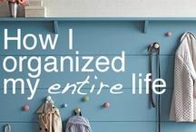 Organization Ideas / by Amanda Carter