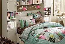 Girls Bedrooms / by Amanda Carter